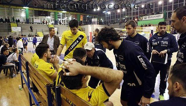 """Il Pozzuoli Volley cerca il poker di successi. Coach Cirillo: """"Mi aspetto più concentrazione e intensità dalla squadra"""""""