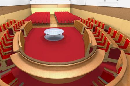 Seconda interditiva antimafia in pochi giorni, bloccati i lavori della nuova Aula Consiliare