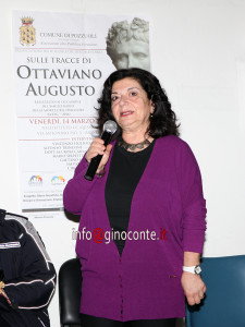 Dirigente del 6°Quasimodo IC  Dott.Rosa Carannante