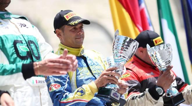 Il puteolano Fabio Gianfico vince il rally di Sperlonga!