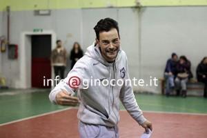 Il coach Nico Borghesio