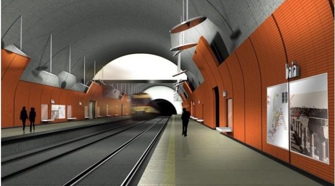 La Regione Campania approva il programma generale degli investimenti dei trasporti: tra gli interventi il completamento della stazione di Baia della Cumana