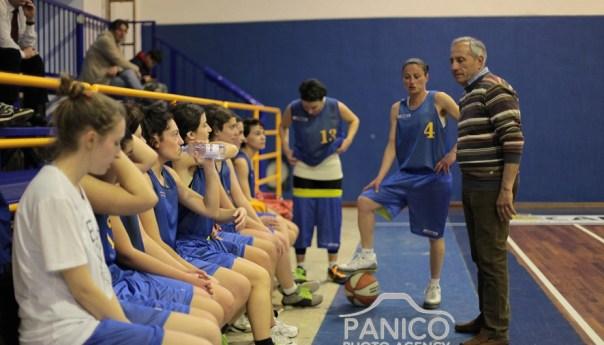 """Flavio, il bilancio di una stagione. D'Angelo: """"Futuro? Il basket non scomparirà"""""""
