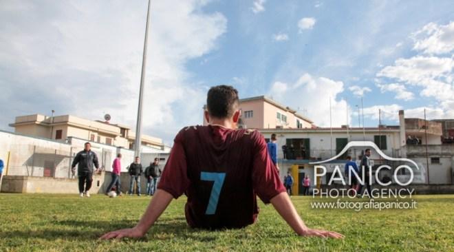 """Puteolana deludente, al """"Conte"""" passa il Manfredonia"""