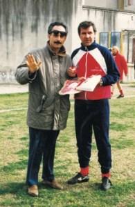 Franco Serrapica e Giorgio Lunerti