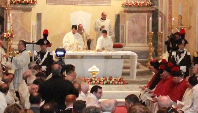 San Procolo dopo cinquant'anni torna nella Cattedrale restituita ai fedeli ed alla città