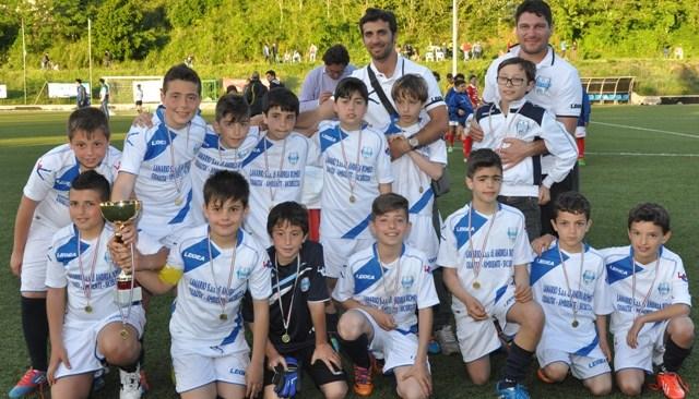"""Torneo di calcio giovanile """"Città di Bacoli"""": un successo annunciato. Vincono Monte di Procida e Sporting Tropical"""