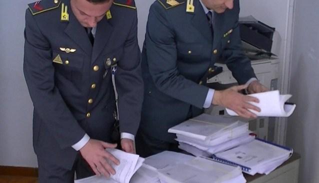 Sequestrati beni per quasi 900mila euro a ditta edile puteolana