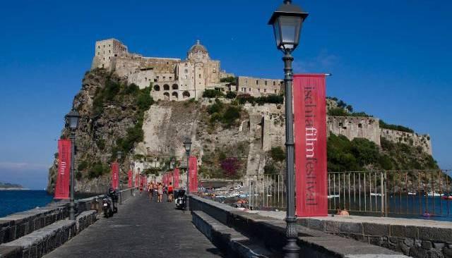 Ischia Film Festival, da domani cinema, cultura, e relax nell'isola verde