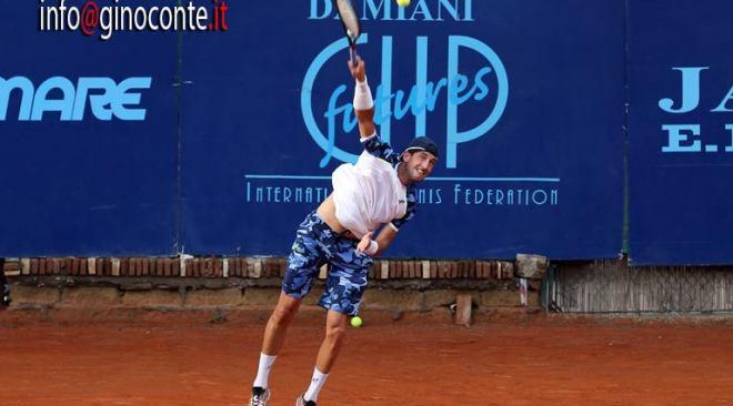 Damiani's Cup, è Vanni-Krueger la finale!
