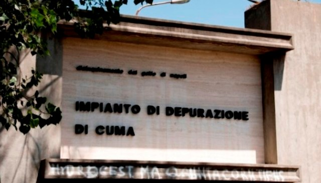 Depuratore di Cuma, al centro di un convegno al Polo Culturale