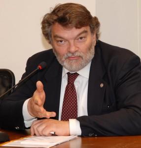 Luigi Cuomo, patron della Nuova Quarto Calcio