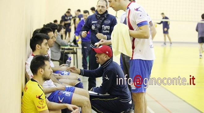 Il Rione Terra Volley è un rullo compressore: battuta 3-0 la Net Volley!
