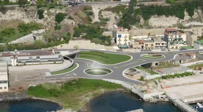 Piano intermodale di collegamento Tangenziale-Pozzuoli Porto, avanzano i lavori