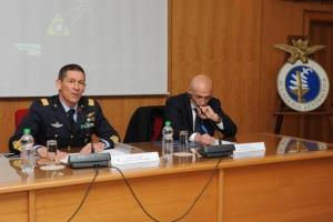 gen. Fernando Giancotti e sindaco Vincenzo Figliolia