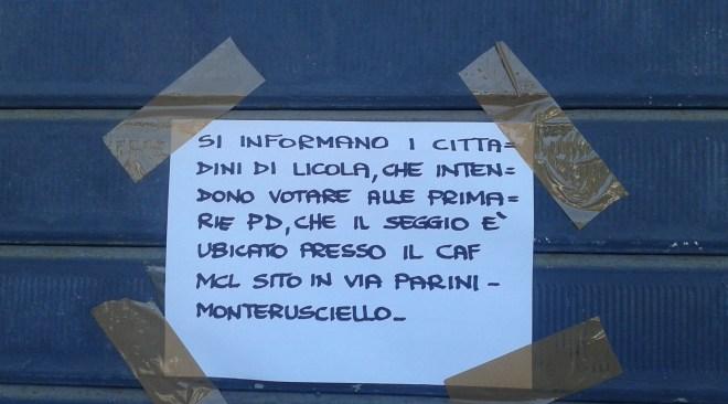 Primarie PD, Cozzolino fa il pieno a Napoli ma è De Luca lo sfidante di Caldoro