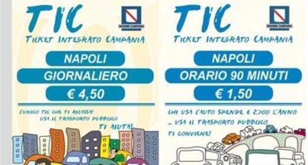 Trasporti, la Regione inserisce nel TIC Campania diversi comuni ma quelli flegrei restano fuori