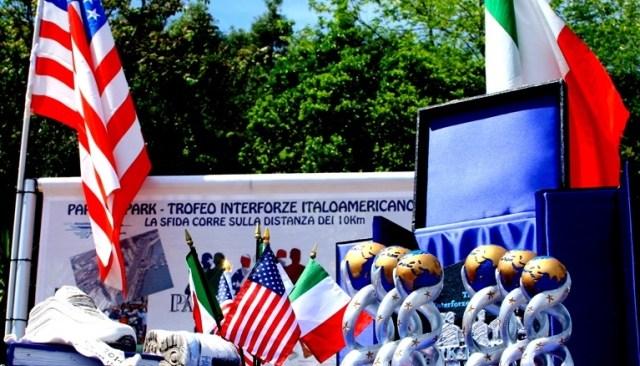 Park To Park, il Trofeo Interforze Italia-America sulla lunghezza dei 10 km