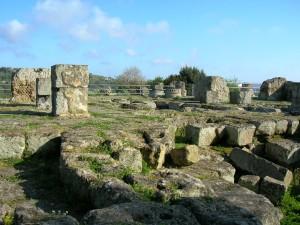 Cuma - Tempio di Apollo