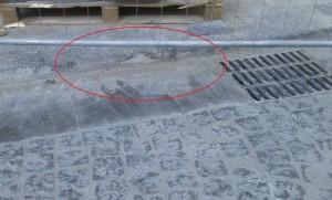 Pozzuoli - marciapiede 2