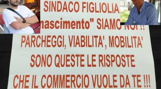 I commercianti del centro storico non hanno i dipendenti in regola