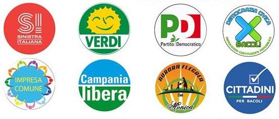 Bacoli ha un secondo candidato a sindaco appoggiato da otto liste
