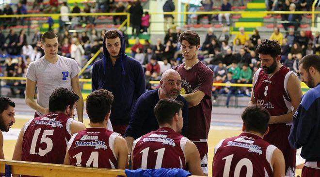Basket, la CoAd Pozzuoli incontra il Corato. L'incontro visto da coach Serpico