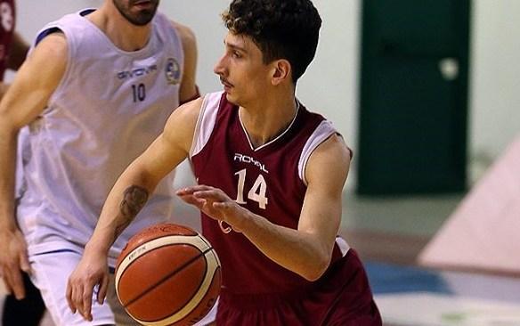 Virtus Pozzuoli Basket, Mario Caresta: saprò guadagnarmi la fiducia della società e dei miei compagni