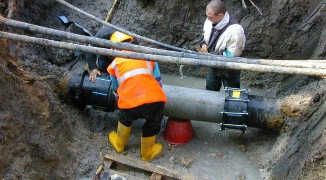 Licola e Reginelle, mancherà l'acqua per lavori urgenti ad una condotta