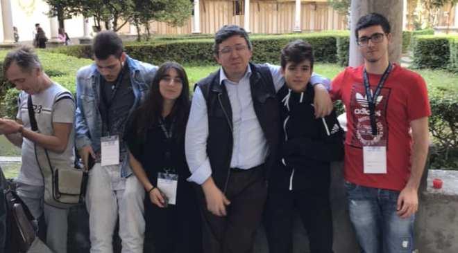 """Premio """"Scuola Digitale"""", primo posto all'istituto """"Pitagora"""" di Pozzuoli"""