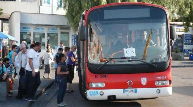 QUARTO/ Bus Eav, nuove variazioni per la linea 4 e l'università Monte Sant'Angelo