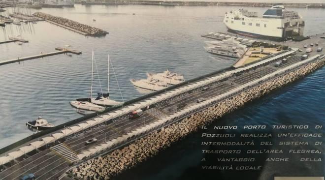 Pozzuoli, 11milioni di euro per collegare il nuovo porto alla Tangenziale|Gallery
