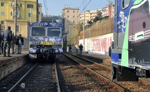 CUMANA/ Ritardi di oltre 30 minuti dei treni per problemi tecnici tra Arco Felice e Bagnoli