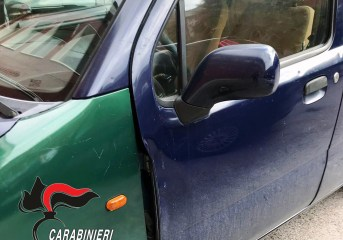 MONTERUSCIELLO/ Aveva rubato un auto in via Di Giacomo, arrestato IL NOME