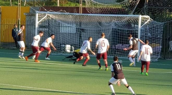 CALCIO/ Puteolana, sconfitta per 2-0 nello spareggio salvezza col Barano