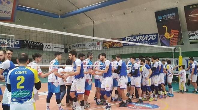 VOLLEY/ Rione Terra, blitz a Casarano: successo per 3-1