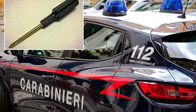 LUCRINO/ Tentato furto in un albergo, ladri distruggono auto e ingresso dell'hotel