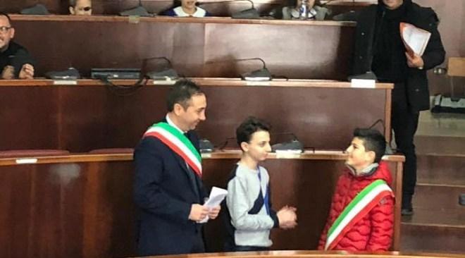 QUARTO/ Eletto il nuovo Consiglio Comunale dei Ragazzi, il sindaco è Luca Parigiano