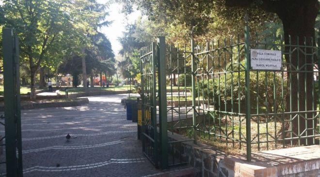 QUARTO/ Restyling e installazione di nuove giostre nella Villa Comunale