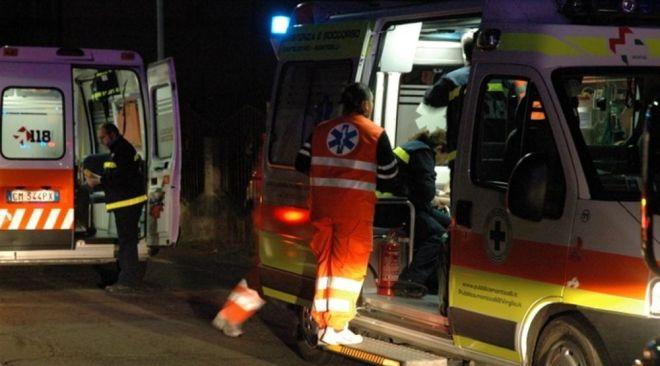 BAIA/ Perde il controllo del mezzo, trauma cranico per un 17enne montese ricoverato a La Schiana