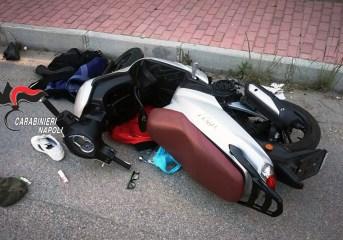 POZZUOLI/ Rapina a mano armata a distributore in via Solfatara, arrestati 3 giovani dopo inseguimento|I NOMI