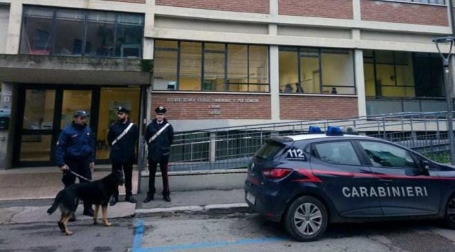 """POZZUOLI/ Salvini sblocca 40mila euro per gli istituti di Pozzuoli per l'operazione """"Scuole sicure"""""""
