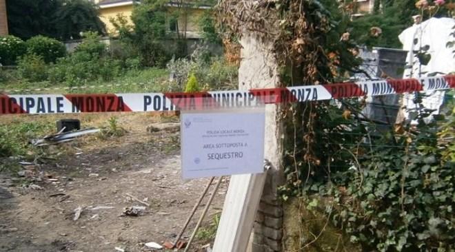 POZZUOLI/ Abuso edilizio scoperto dalla Municipale in via Coste di Agnano, ingiunzione di abbattimento
