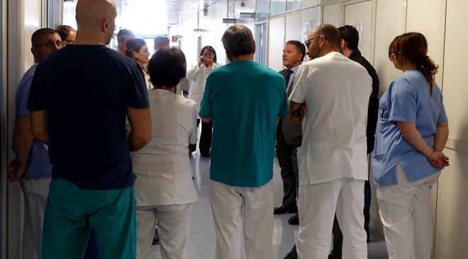 POZZUOLI/ Un nuovo robot e 8 nuove sale operatorie al Santa Maria delle Grazie