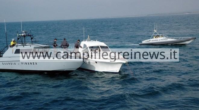 POZZUOLI/ Task force in mare: verbali per oltre 18mila euro