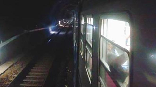 Cumana, guasto ad un treno, convoglio fermo per mezz'ora nella galleria Dazio-Gerolomini