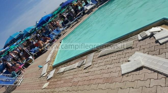 """ULTIMORA/ L'Asl: """"Le acque delle piscine del Pareo Park non erano balneabili disposta la chiusura della struttura"""""""
