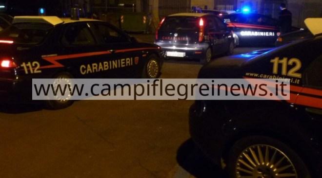 QUARTO/ Incendiarono un auto il 20 gennaio scorso: tre arresti eseguiti dai carabinieri