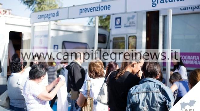 Screening oncologici gratuiti nei Campi Flegrei, ecco il calendario