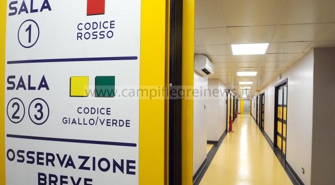 """Uil a Prefetto e a De Luca: """"Subito un'indagine ispettiva all'Ospedale di Pozzuoli"""""""